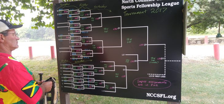 2019 Softball BBQ Tournament Update